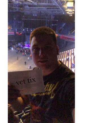 Dylan attended Judas Priest - Firepower 2019 -*See Notes on May 16th 2019 via VetTix
