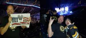 Ted attended Judas Priest - Firepower 2019 -*See Notes on May 16th 2019 via VetTix