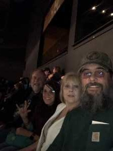 Robert attended Judas Priest - Firepower 2019 -*See Notes on May 16th 2019 via VetTix