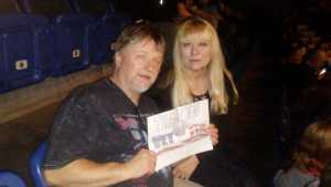 Mark attended Judas Priest - Firepower 2019 -*See Notes on May 16th 2019 via VetTix