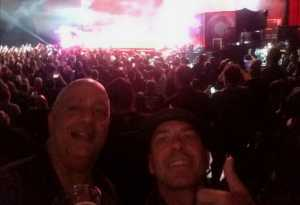Harry attended Judas Priest - Firepower 2019 -*See Notes on May 16th 2019 via VetTix