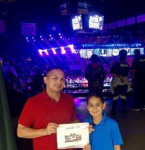 Click To Read More Feedback from Premiere Boxing Champions Presents Jarrett Hurd vs. Julian Williams