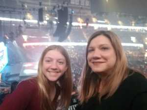 Jeff & Rachael  attended New Kids on the Block: the Mixtape Tour on May 4th 2019 via VetTix
