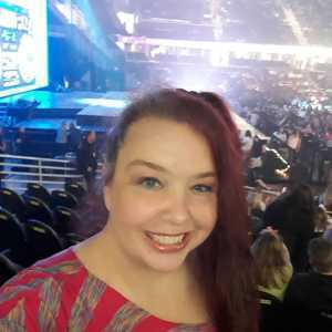 Amy attended New Kids on the Block: the Mixtape Tour on May 4th 2019 via VetTix