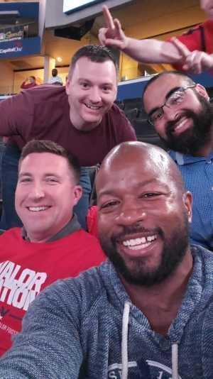 Garrett attended Washington Valor vs. Atlantic City Blackjacks - Arena Football Leauge AFL on May 11th 2019 via VetTix