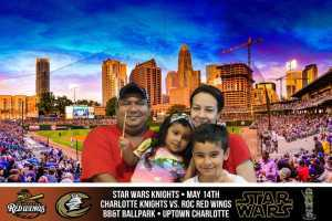 Francisco J attended Charlotte Knights vs Rochester Red Wings - MiLB on May 15th 2019 via VetTix