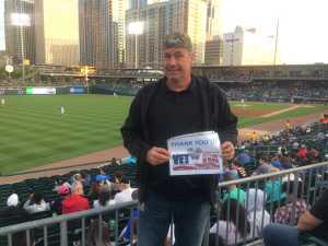 Roger attended Charlotte Knights vs Rochester Red Wings - MiLB on May 15th 2019 via VetTix