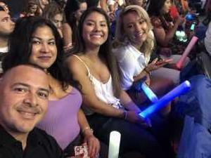 Leonel attended Don Omar - Reggaeton on May 5th 2019 via VetTix