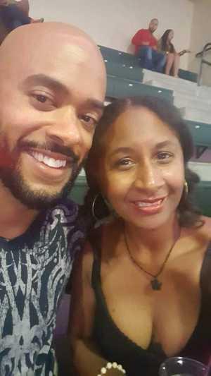 Nicole attended Don Omar - Reggaeton on May 5th 2019 via VetTix
