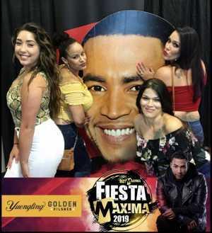Maria attended Don Omar - Reggaeton on May 5th 2019 via VetTix