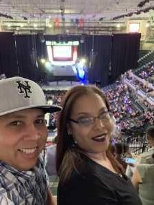 Angel attended Don Omar - Reggaeton on May 5th 2019 via VetTix