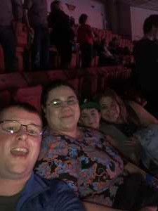 Brandon attended Hillsong United: The People Tour on May 6th 2019 via VetTix