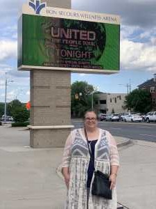 Renee attended Hillsong United: The People Tour on May 6th 2019 via VetTix