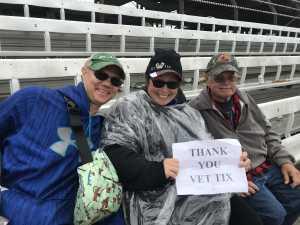 Click To Read More Feedback from Gander RV 400 Monster Energy NASCAR Series - KB100 - Kurt Busch Fan Appreciation Tickets