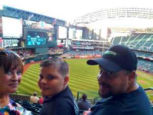 Mikel attended Arizona Diamondbacks vs. Pittsburgh Pirates - MLB on May 13th 2019 via VetTix