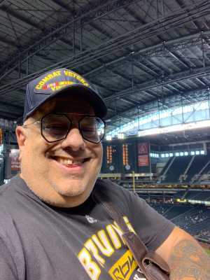 Michael attended Arizona Diamondbacks vs. Pittsburgh Pirates - MLB on May 13th 2019 via VetTix