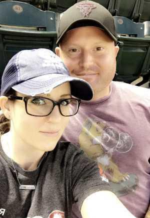 Sandor attended Arizona Diamondbacks vs. Pittsburgh Pirates - MLB on May 13th 2019 via VetTix