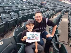 Rick attended Colorado Rockies vs. Baltimore Orioles - MLB on May 26th 2019 via VetTix