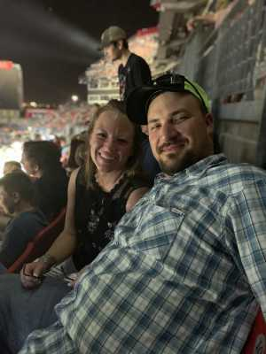 Shawnacey attended Eric Church: Double Down Tour - Country on May 25th 2019 via VetTix