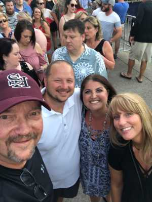 Buzz attended Eric Church: Double Down Tour - Country on May 25th 2019 via VetTix