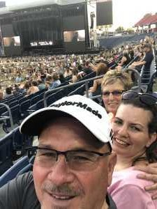 Kenneth attended Eric Church: Double Down Tour - Country on May 25th 2019 via VetTix