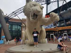 stuart attended Detroit Tigers vs. Chicago White Sox - MLB on Aug 6th 2019 via VetTix