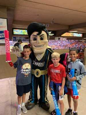 Lauren attended Las Vegas Lights FC vs. Colorado Springs Switchbacks FC - MLS on May 11th 2019 via VetTix