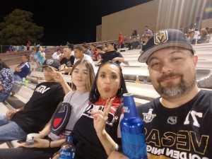 Jerry attended Las Vegas Lights FC vs. Colorado Springs Switchbacks FC - MLS on May 11th 2019 via VetTix