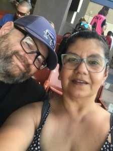 Christopher attended Las Vegas Lights FC vs. Colorado Springs Switchbacks FC - MLS on May 11th 2019 via VetTix