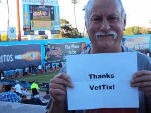 Rick attended Las Vegas Lights FC vs. Colorado Springs Switchbacks FC - MLS on May 11th 2019 via VetTix