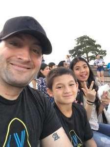 Nicholas attended Las Vegas Lights FC vs. Colorado Springs Switchbacks FC - MLS on May 11th 2019 via VetTix