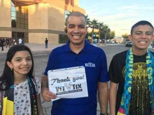 Mace attended Las Vegas Lights FC vs. Colorado Springs Switchbacks FC - MLS on May 11th 2019 via VetTix