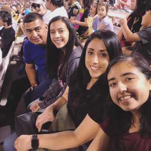 Bernardo attended Las Vegas Lights FC vs. Colorado Springs Switchbacks FC - MLS on May 11th 2019 via VetTix