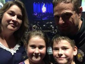Glenn attended Rocktopia on May 9th 2019 via VetTix
