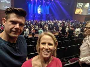 Nona attended Rocktopia on May 9th 2019 via VetTix