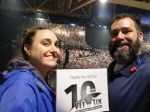 Branden attended P! Nk: Beautiful Trauma World Tour - Alternative Rock on May 9th 2019 via VetTix