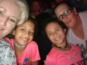 Callie attended P! Nk: Beautiful Trauma World Tour - Alternative Rock on May 9th 2019 via VetTix