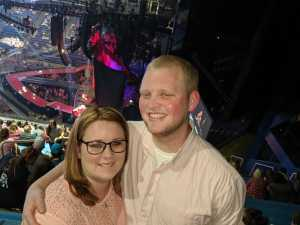 Matthew attended P! Nk: Beautiful Trauma World Tour - Alternative Rock on May 9th 2019 via VetTix