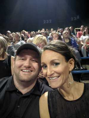 Anthony attended P! Nk: Beautiful Trauma World Tour - Alternative Rock on May 9th 2019 via VetTix