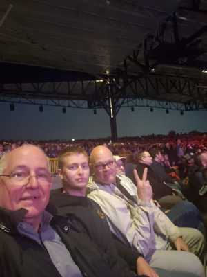 DOUGLAS attended The Who: Moving on on May 11th 2019 via VetTix
