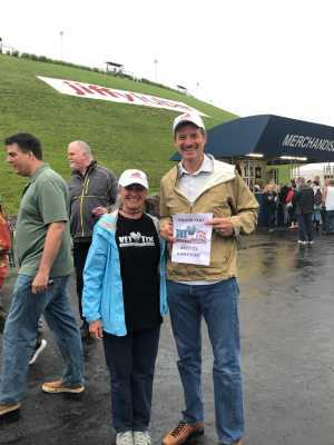 James attended The Who: Moving on on May 11th 2019 via VetTix
