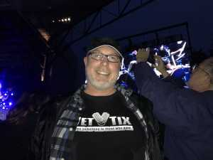 Thomas attended The Who: Moving on on May 11th 2019 via VetTix