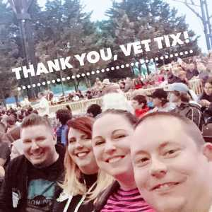 Joellen attended The Who: Moving on on May 11th 2019 via VetTix