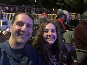 Phillip attended The Who: Moving on on May 11th 2019 via VetTix