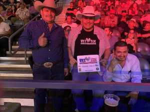 Jose attended Top Rank Boxing: Berchelt vs. Vargas 2 on May 11th 2019 via VetTix
