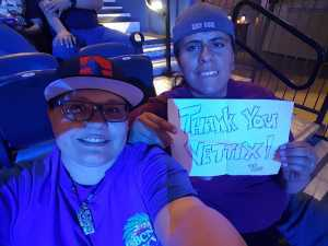 Alissa attended Top Rank Boxing: Berchelt vs. Vargas 2 on May 11th 2019 via VetTix