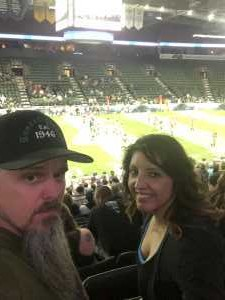 Bryan  attended Denver Dream vs. Seattle Mist - Legends Football League - Women of the Gridiron on Jun 8th 2019 via VetTix