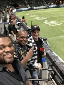 Kevin attended Denver Dream vs. Seattle Mist - Legends Football League - Women of the Gridiron on Jun 8th 2019 via VetTix