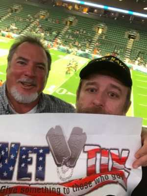 AntonJ attended Denver Dream vs. Seattle Mist - Legends Football League - Women of the Gridiron on Jun 8th 2019 via VetTix