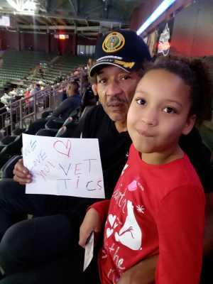 Barry attended Denver Dream vs. Seattle Mist - Legends Football League - Women of the Gridiron on Jun 8th 2019 via VetTix